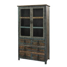 Calypso 6 Drawer High Cabinet