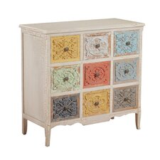 Molly 9 Drawer Chest
