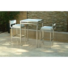 Talt 3 Piece Dining Set