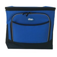 Large Collapsible Cooler Bag in Royal Blue
