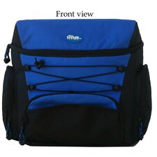 Quadro Backpack Cooler Bag in Royal Blue / Black
