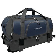 "30"" Drop Bottom Rolling Duffel Bag"