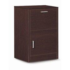 Quadrante 1 Door Storage Cabinet