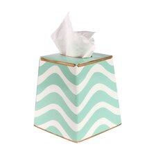 Breakers Tissue Box Cover