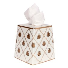 French Bee Tissue Box Cover