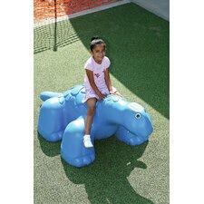 Dinosaur Surface Mount Playground Sculpture