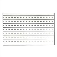 Penmanship Lines Magnetic Graphic/Grid Whiteboard