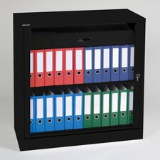 Premium Binder & Supply Tambour Cabinet