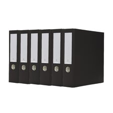 3-Ring 3-Inch Premium Binder (5-Pack)