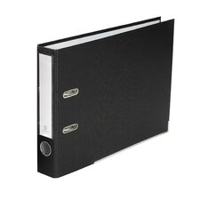 2-Ring Premium Top File Binders, For Top-Punched Paper
