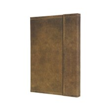 Sigel Vintage Hardcover Graph Notebook - Large Size with Magnetic Closure