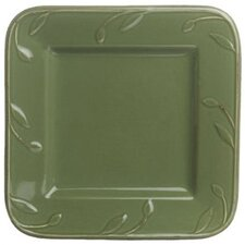 "Sorrento 9"" Square Salad Plate (Set of 4)"