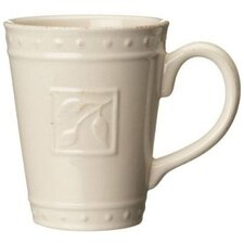 Sorrento Ivory 14 oz. Mug (Set of 6)