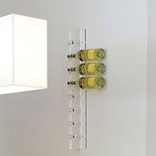 Accessories 8 Bottle Wall Mounted Wine Rack