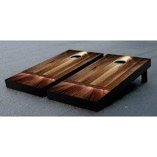 Wooden Spotlight Themed Cornhole Game Set
