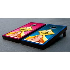 Baby On Boards Cornhole Game Set