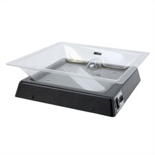 Chefstone Small Lighted Square Ice Display