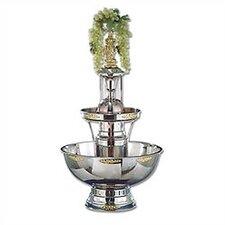 2 Tier Champagne Fountain