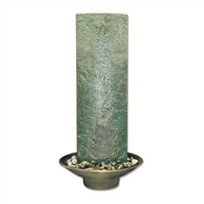 """55"""" Double Sided Water Chef Stone Wall Decorative Fountain"""