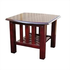 Stanford Mission End Table