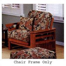 Portofino Jr. Twin Chair - All Wood