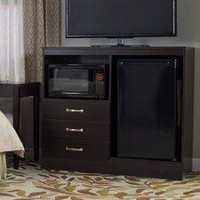 No Da Combination Mini Refrigerator and Microwave