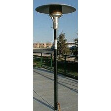 Permanent Natural Gas Patio Heater