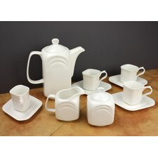 Culinary Proware 11 Piece Coffee Service Set