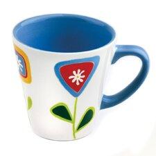 Jardin Matisse 14 oz. Mug (Set of 4)