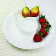 Entertainment Serveware Party Divided Serving Dish (Set of 2)