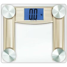Large Platform Glass Bathroom Scale