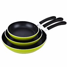 3-Piece Non-Stick Frying Pan