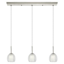 Lorcasa 3 Light Kitchen Island Pendant