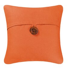 Envelope Accent Throw Pillow
