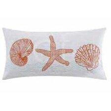 Cora Accent Cotton Lumbar Pillow