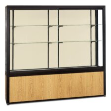 Challenger Series Tower Trophy Display Case