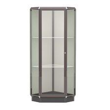 Prominence Series Corner Display Case
