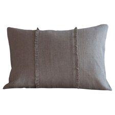 Hampton Boudoir Linen Lumbar Pillow