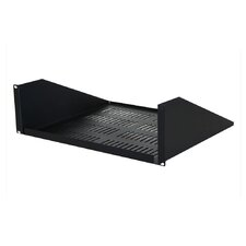 "15""D Single-Sided Vented Shelf - 3 RU"