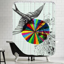 Song Fine Shower Curtain