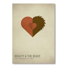 Beauty and the Beast Graphic Art