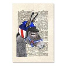 Eli Wonder Donkey Poster