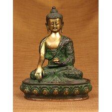 Brass Series Buddha Figurine