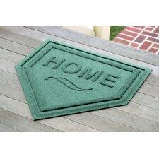 Aqua Shield Home Plate Mat