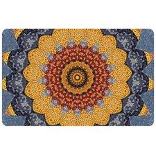 Fo Flor Sundial Mosaic Mat