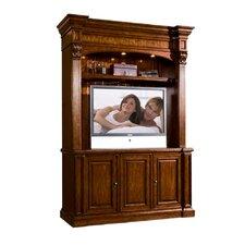 Laredo Storage TV Stand with Deck