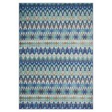 Madeline Blue/Multi Stripe Rug