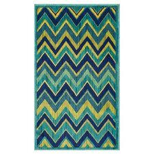Isabelle Green Area Rug