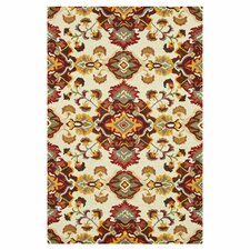 Mayfield Multi/Red Rug