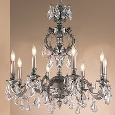 Chateau 8 Light Chandelier